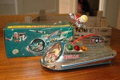 Modern Toys - USA NASA Apollo