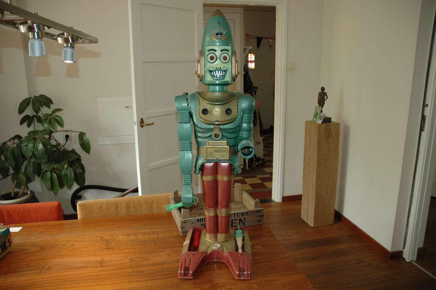 Marx Toys - Big Loo