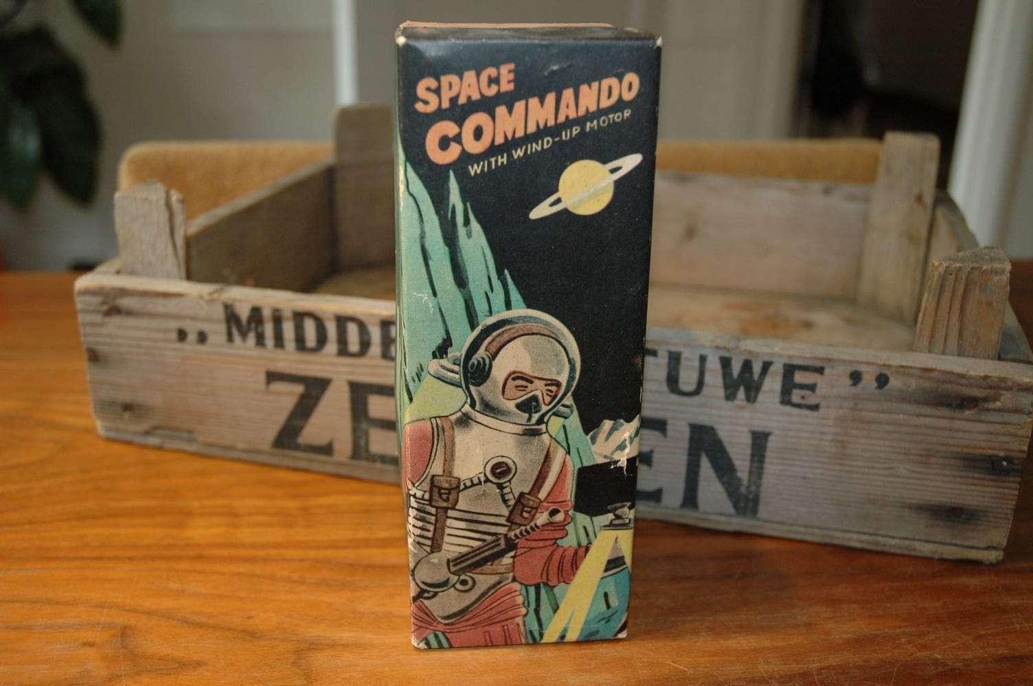 Nomura - Space Commando