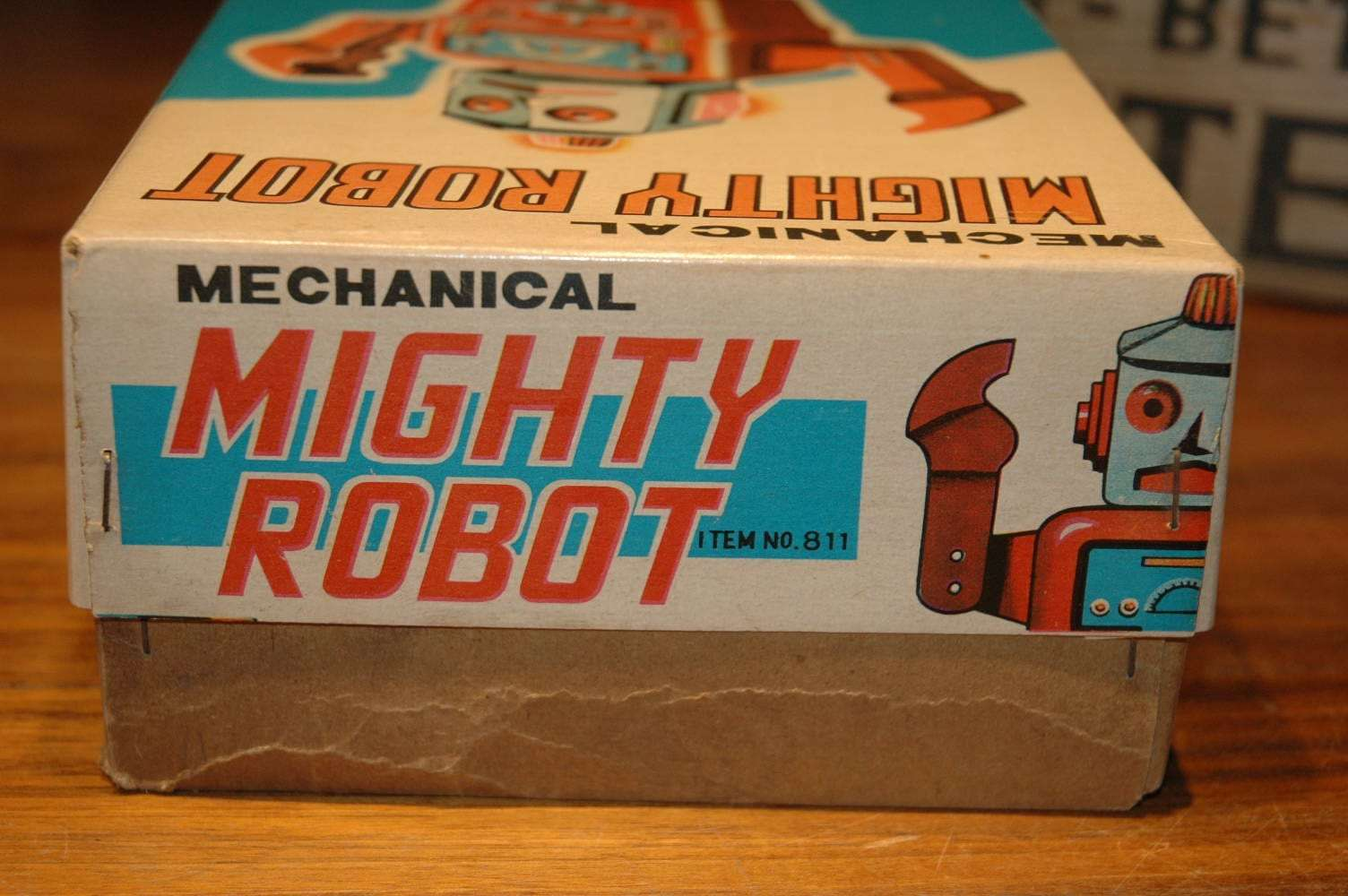 Yonezawa - Mighty Robot