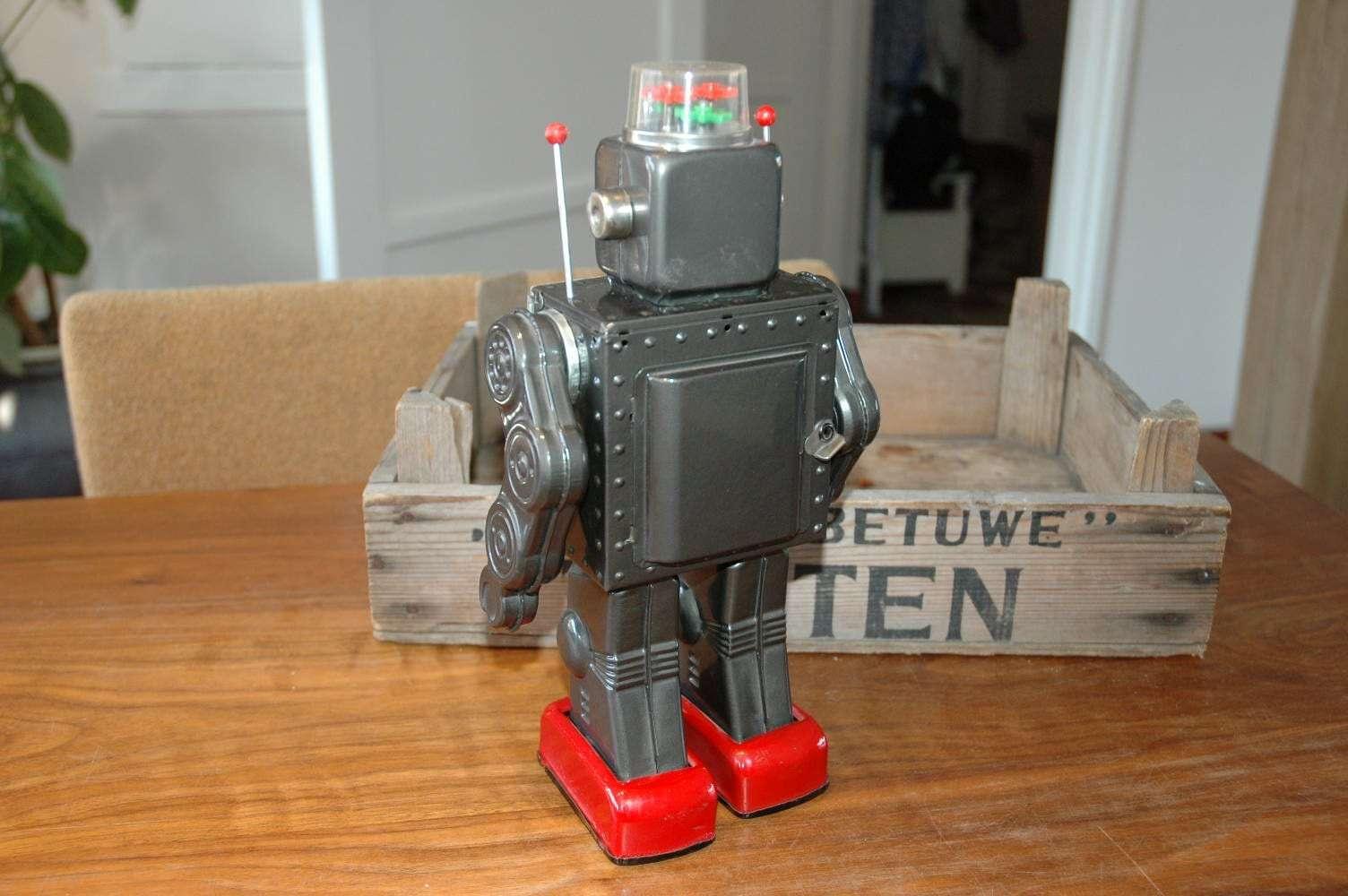 horikawa - fighting robot