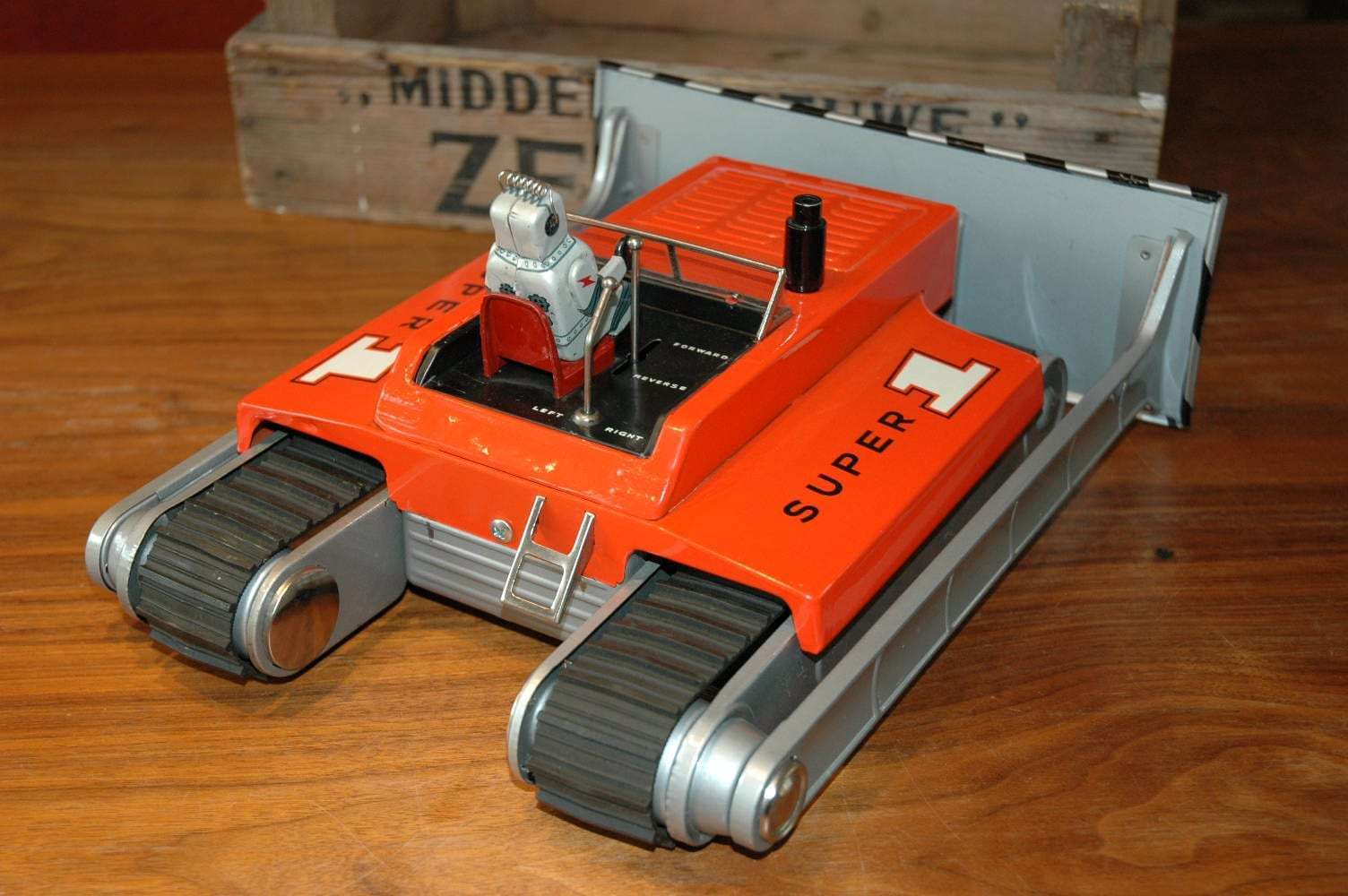 VST - Super 1 Robot Bulldozer