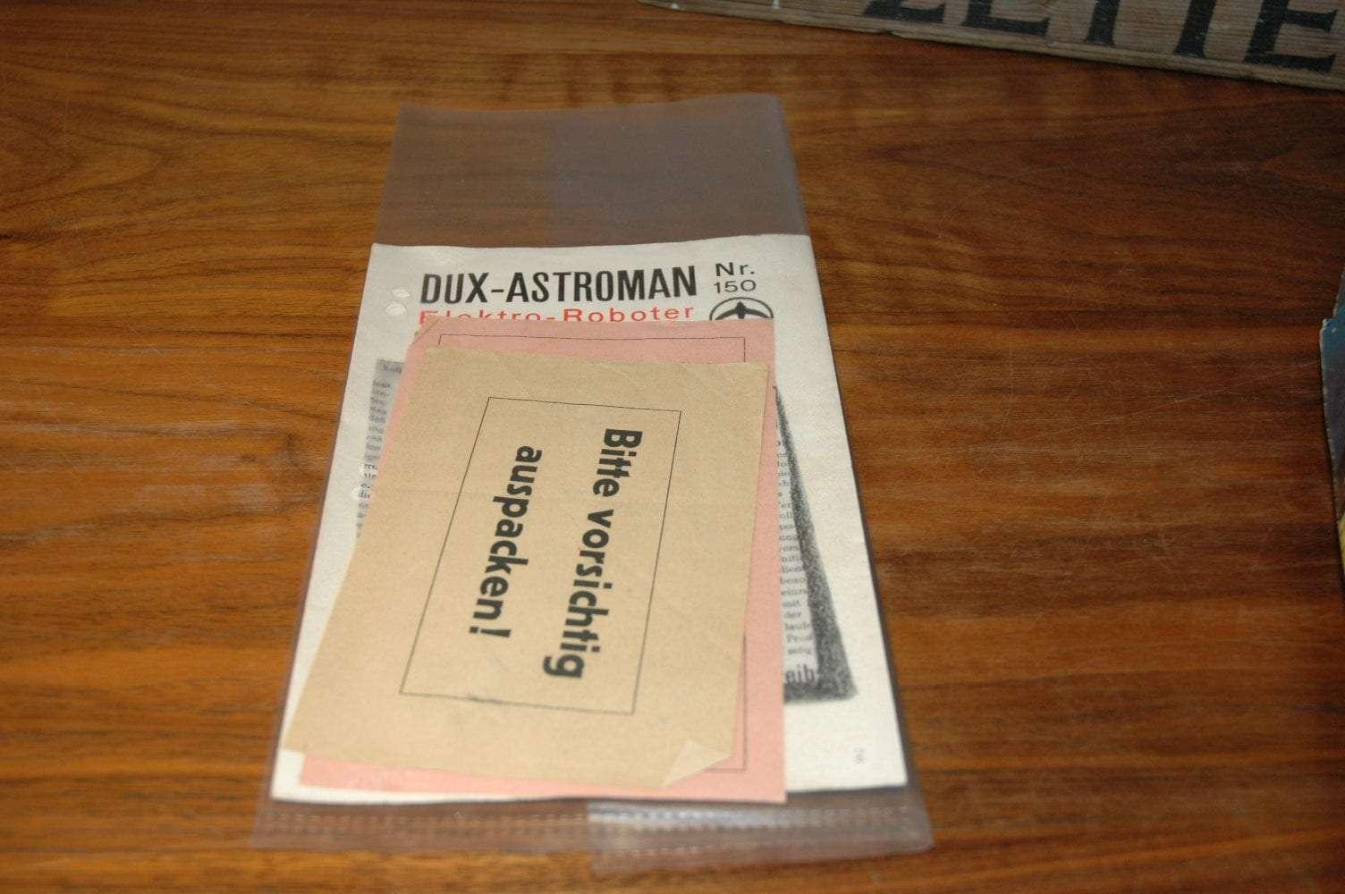 DUX - Astroman