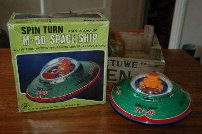 Modern Toys - M-50 Space Ship