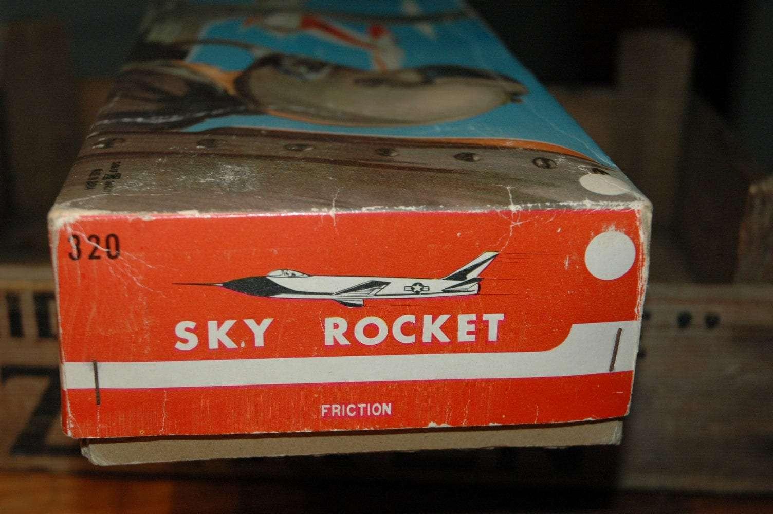 Bandai - Tetsujin 28 Sky Rocket