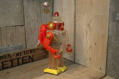 VST - Rocket Robot Ranger