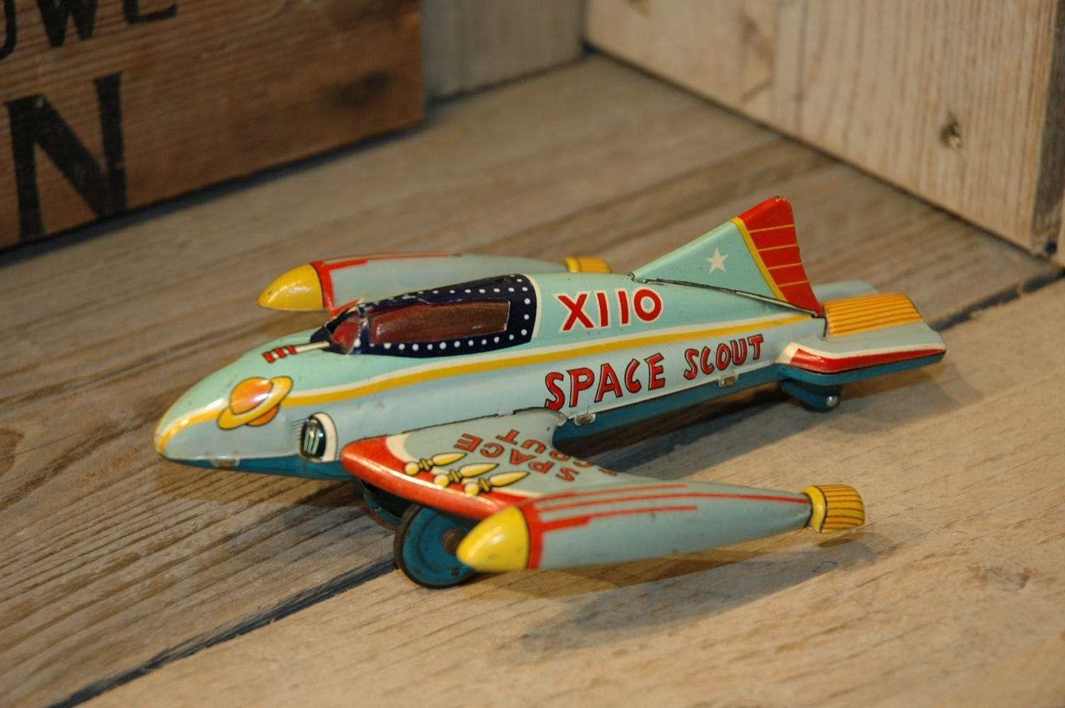 Kamiya - Space Scout X-110