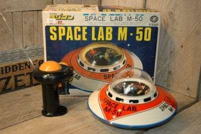 Modern Toys - Space Lab M-50 1973