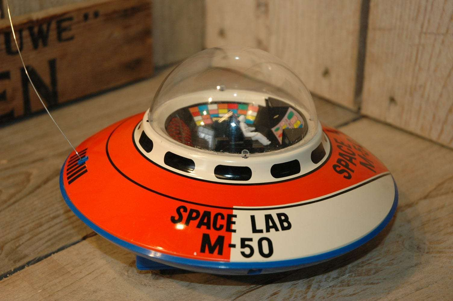 Modern Toys - Space Lab M-50 1973