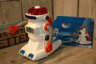 Tomy - Space Rob