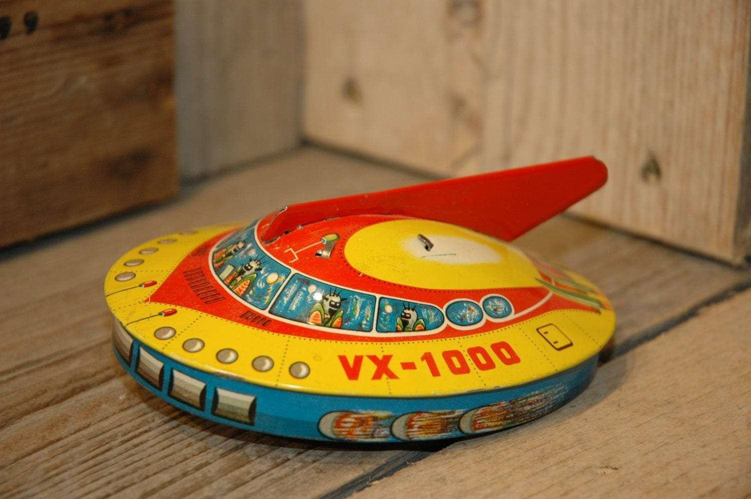 Western Germany - VX1000 Flying Saucer