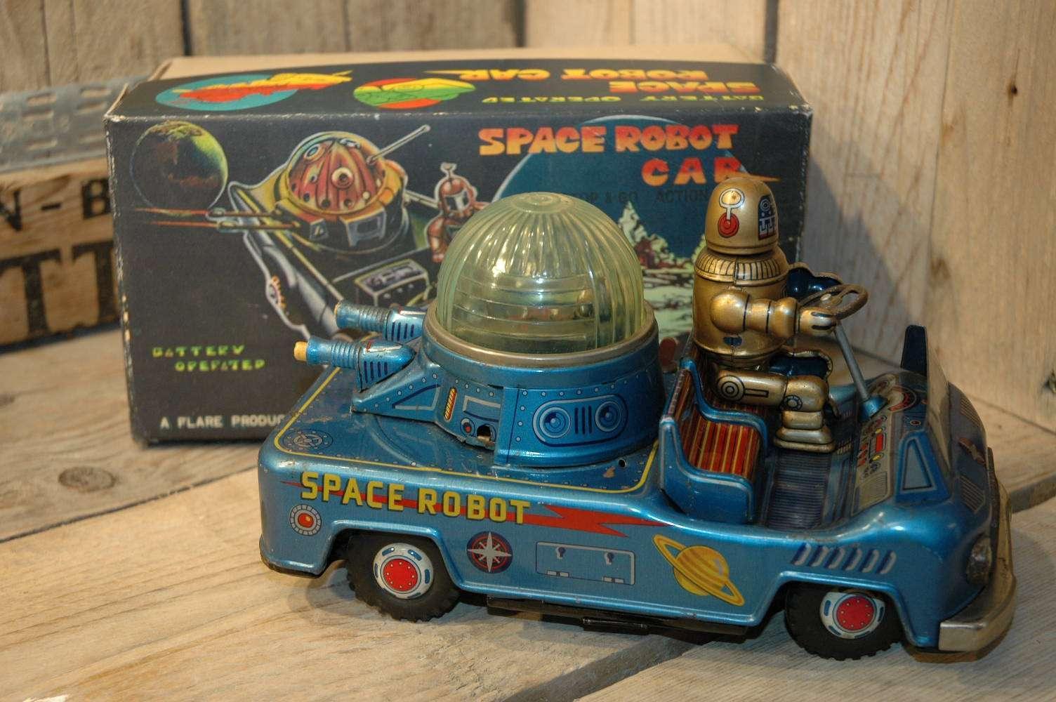 Yonezawa - Space Robot Car