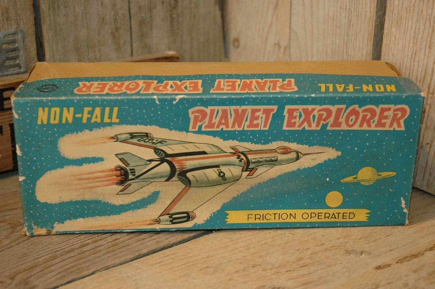 Lyra - Planet Explorer ( non - fall )