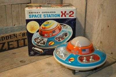 Yonezawa - Space Station X-2