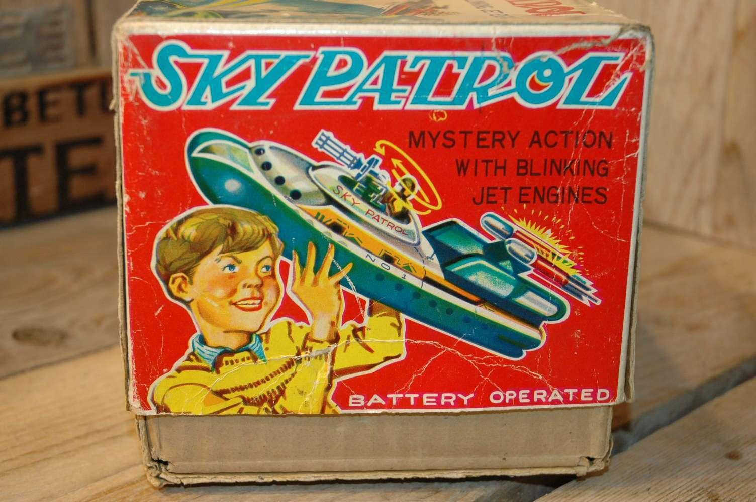 Nomura - Sky Patrol