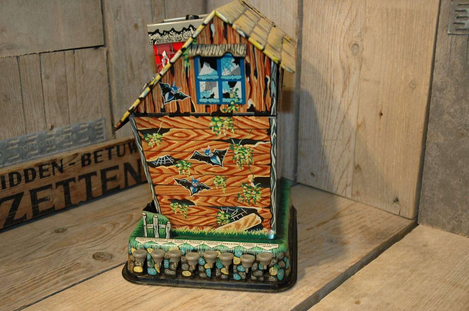 Marx - Hootin Hollow Haunted House