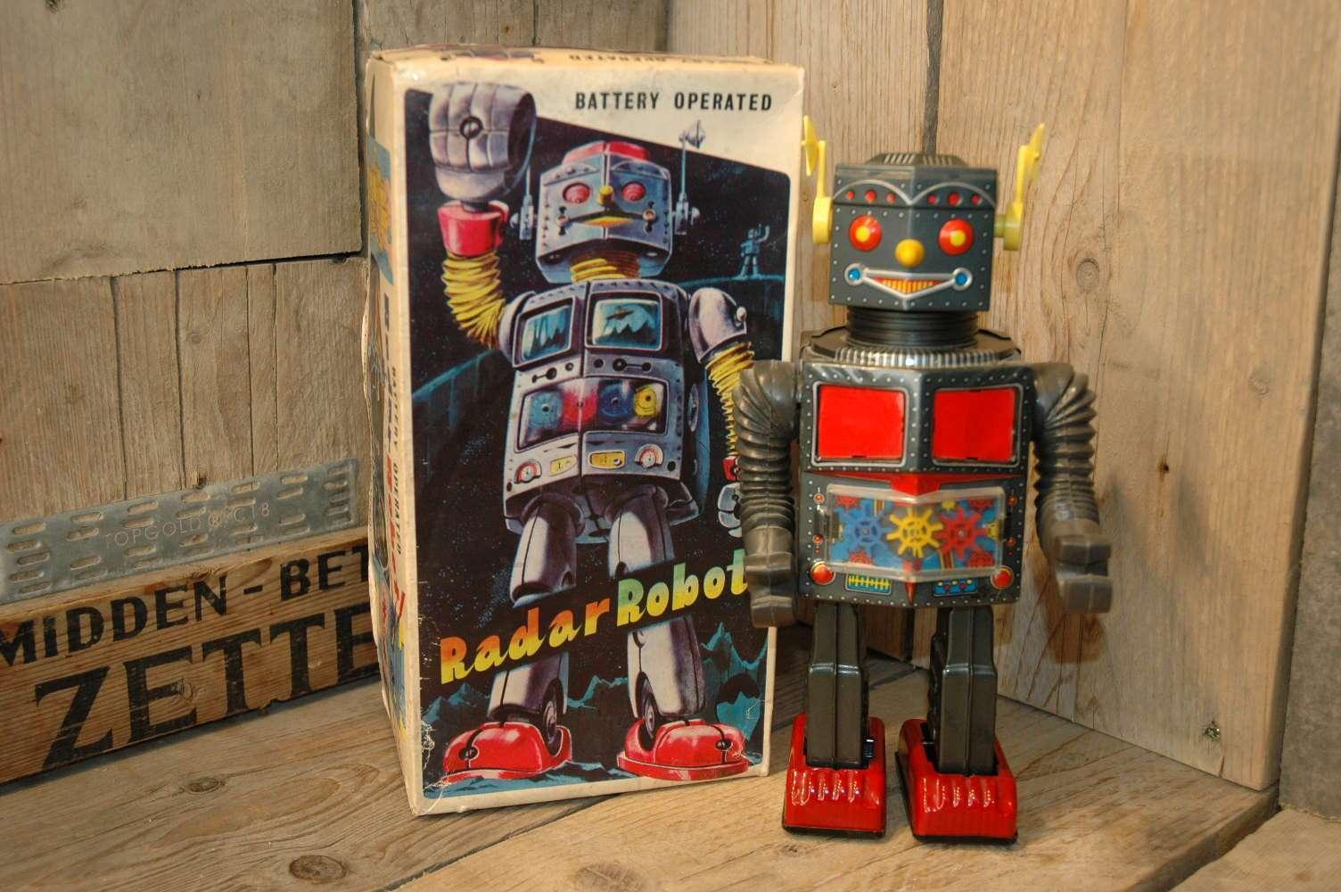 Nomura - Radar Robot Topolino ( light variation )