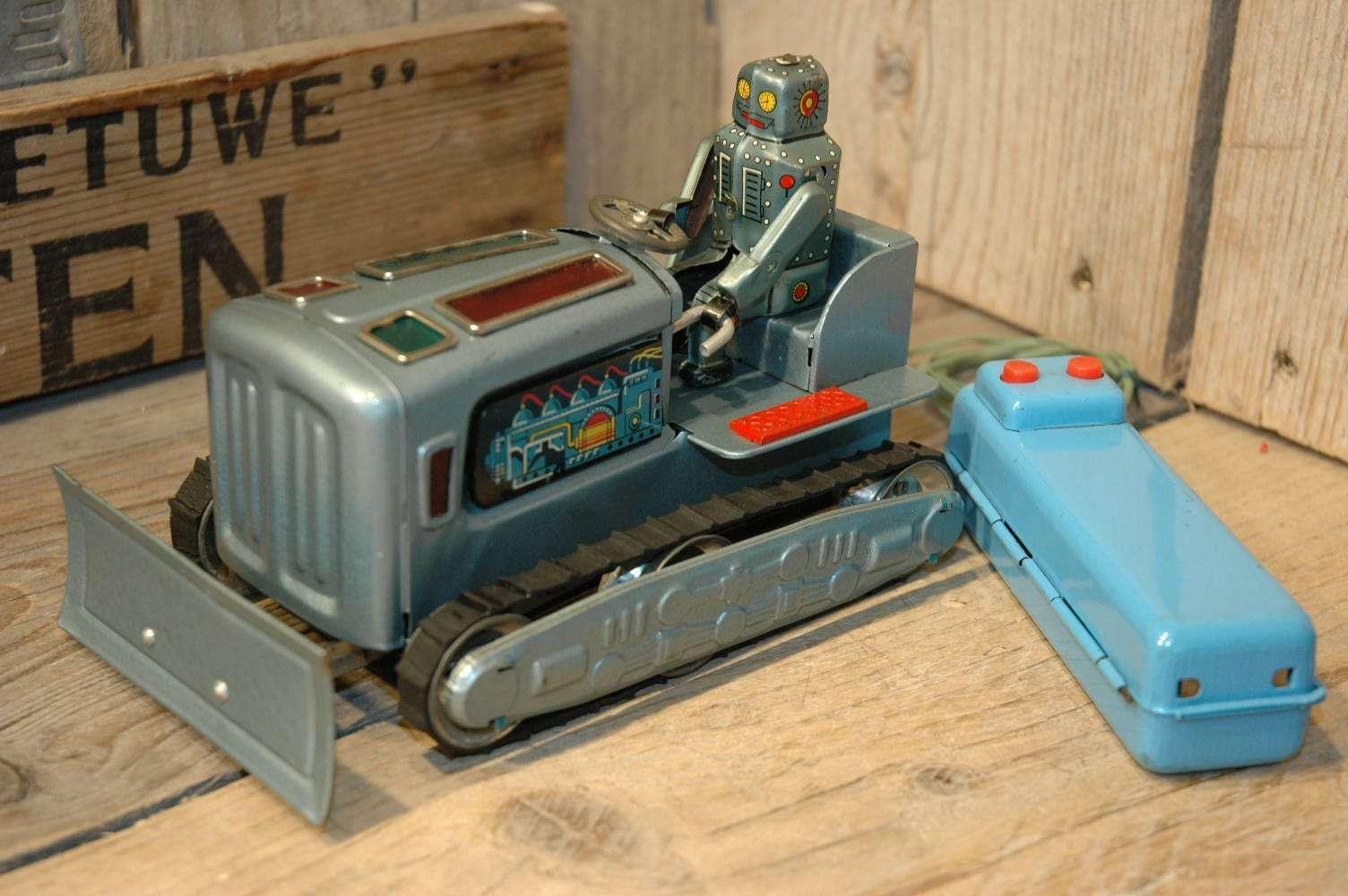 KO Yoshiya - Robot Bulldozer