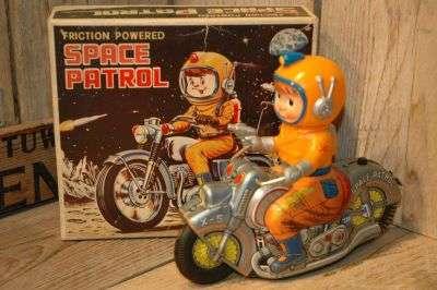 Usagiya - Space Patrol