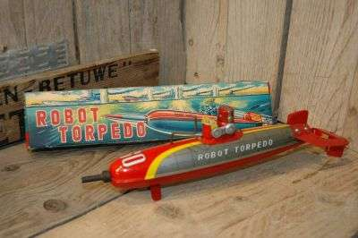 Marusan - Robot Torpedo