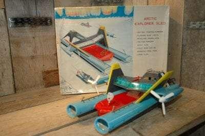 Sears - Arctic Explorer Sled