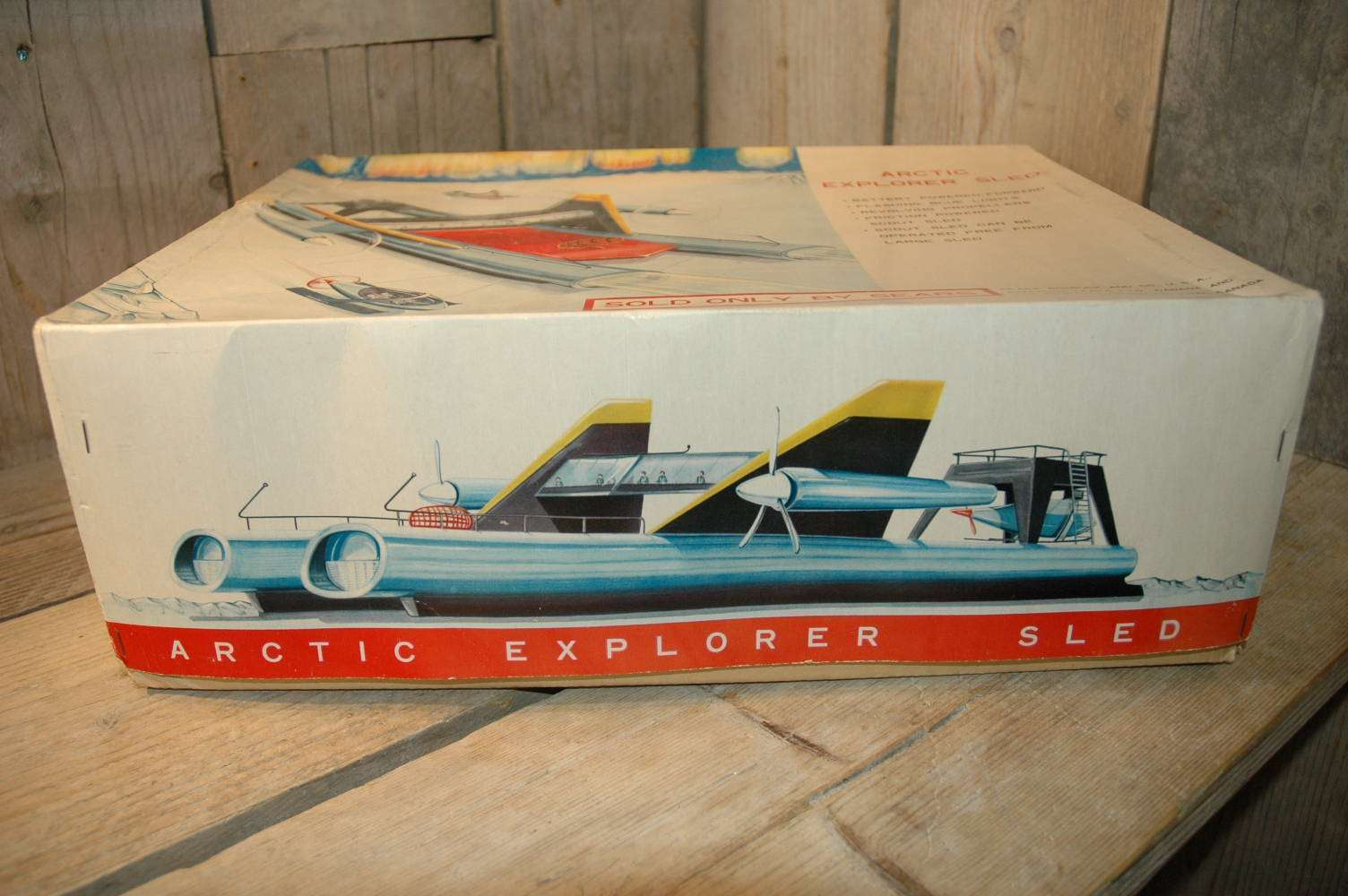 Sears - Arctic Explorer Sled