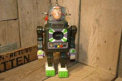 VST - Television Buzz Lightyear First Version
