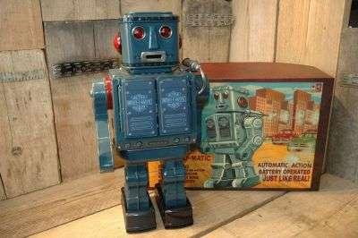 Henk Gosses - Giant Motor Robot