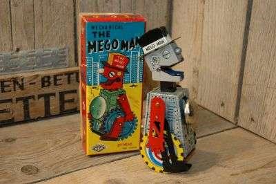 SY - Mego Man