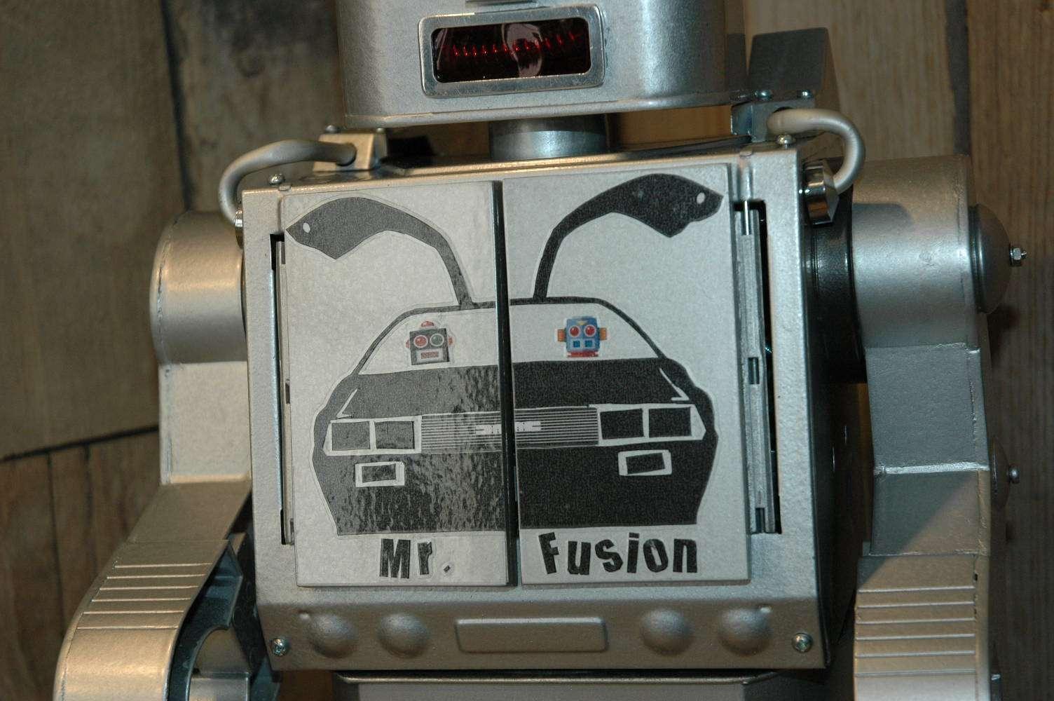 VST - Mr Fusion