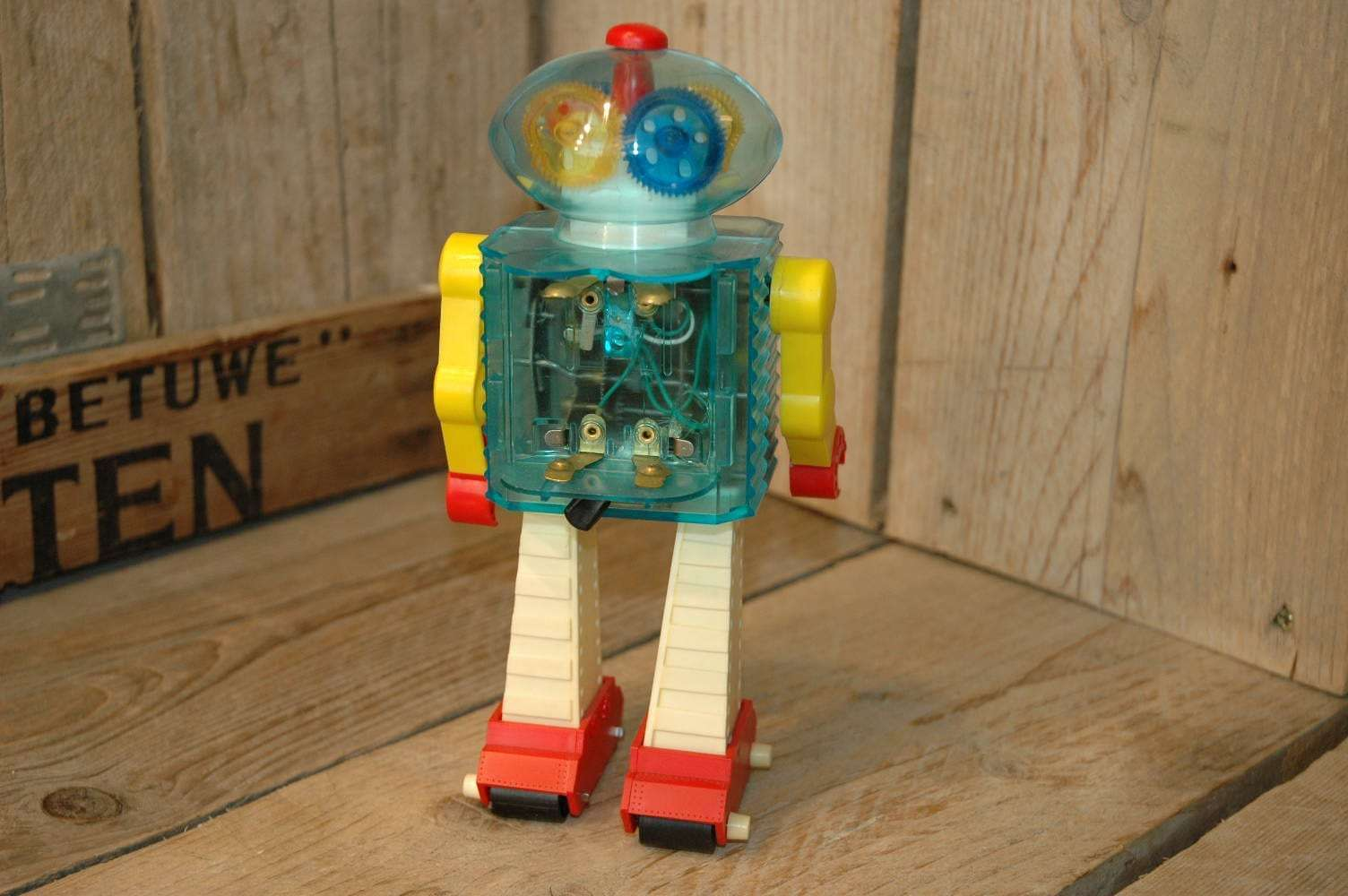 Jyesa - Robot Shepard