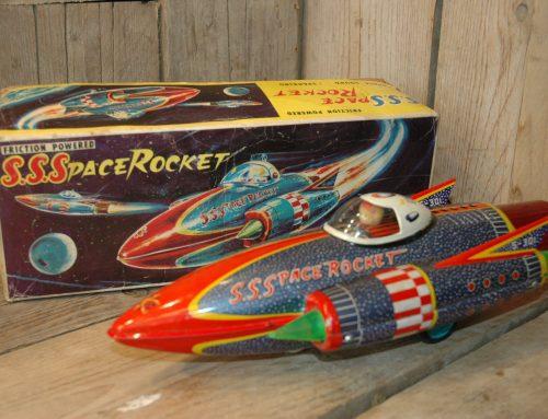 Yoshiya KO – S.S.Space Rocket
