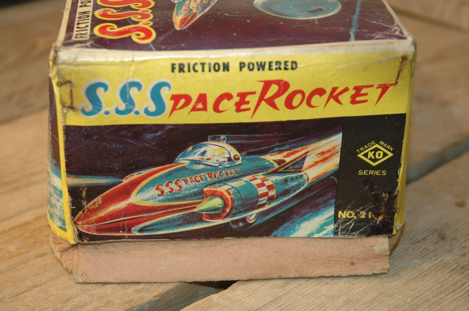 Yoshiya KO - S.S.Space Rocket