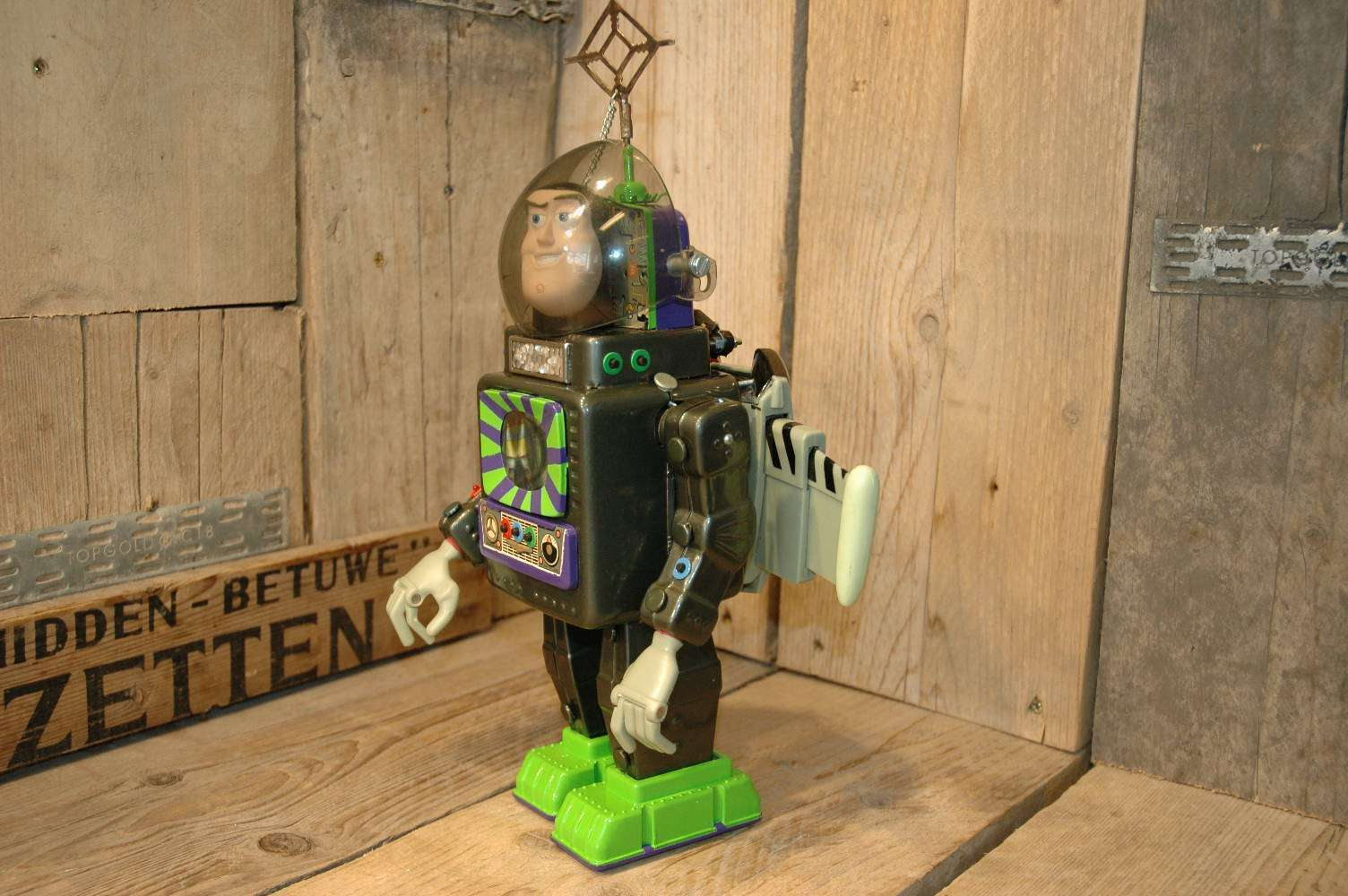 VST- Television Buzz Lightyear II