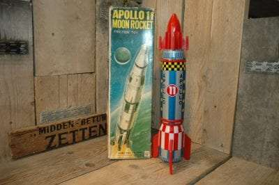 ATC - Apollo 11 Moon Rocket