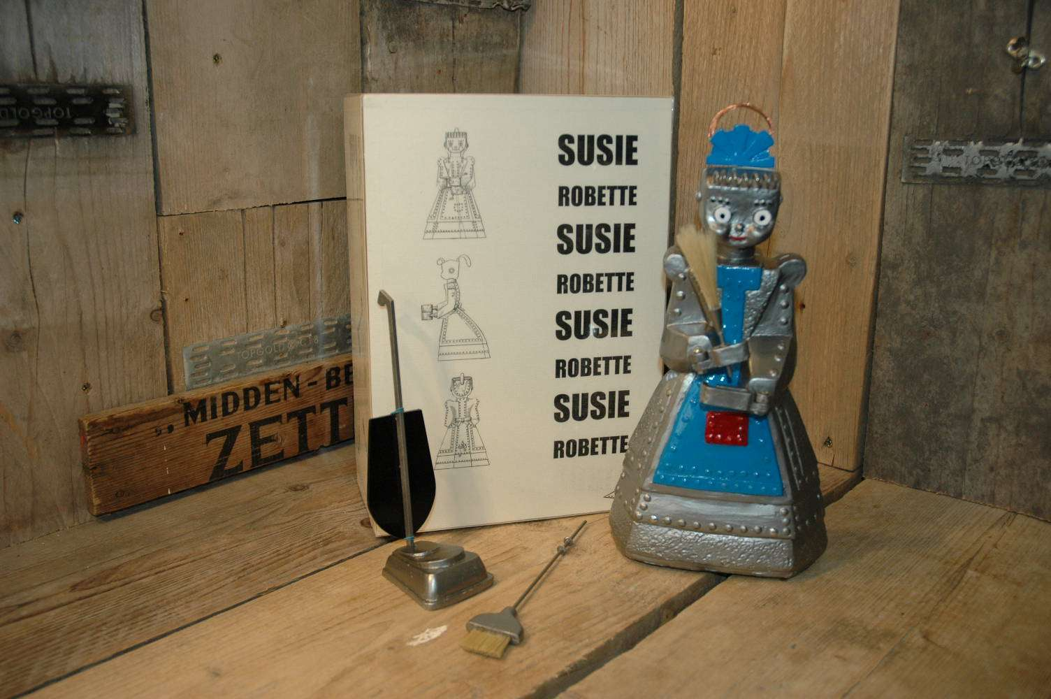 VST - Susie Robette