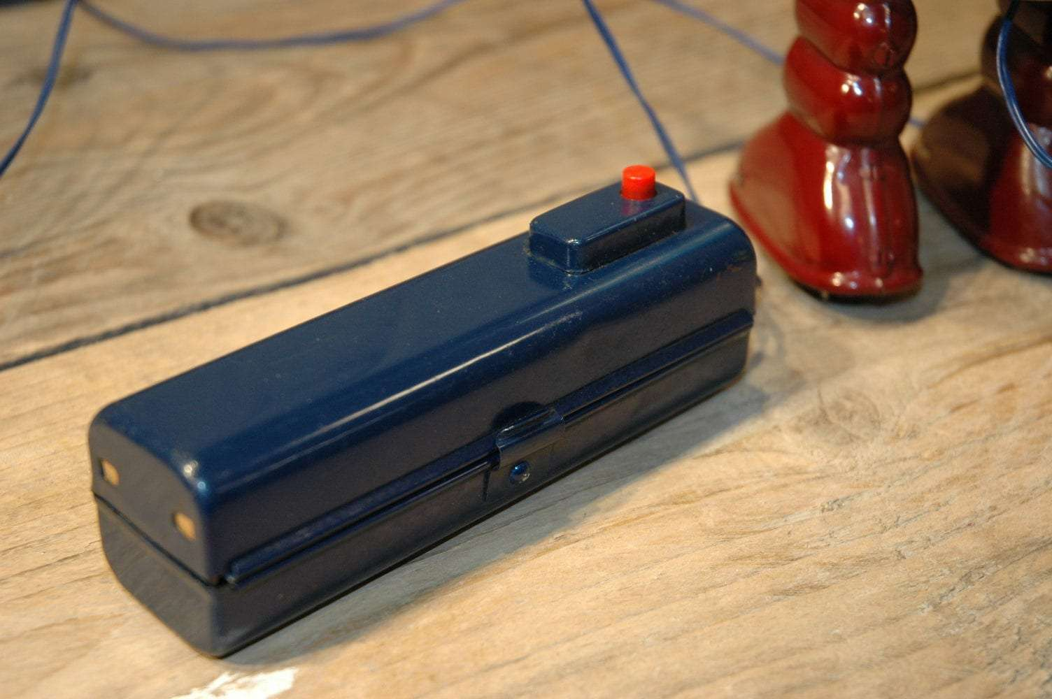 Nomura - Pug Robot Blue Variation