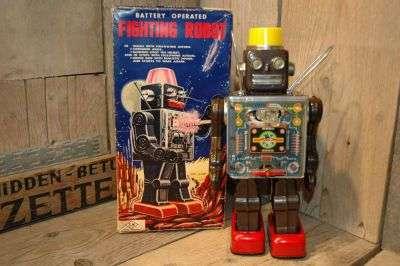 Horikawa SH - Fighting Robot
