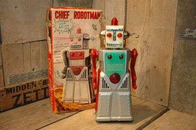 KO Yoshiya - Chief Robotman