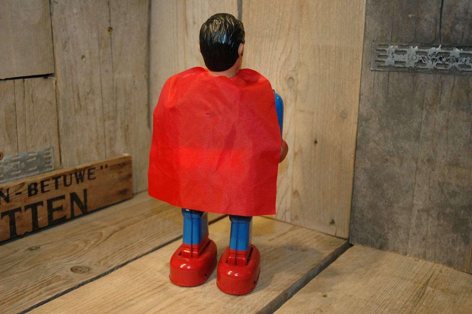 Papa San - Superman Prototype