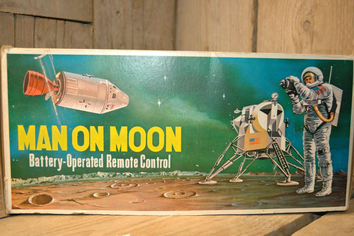 Osmo Hong Kong - Man on Moon