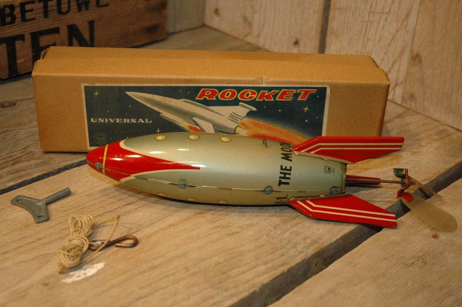 Marusan - Universal Rocket