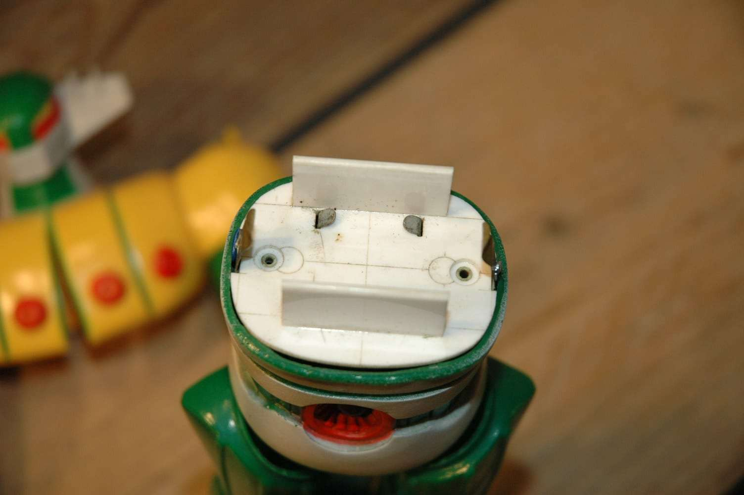 Marumiya - Jeeg Robot Prototype