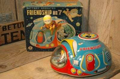 Modern Toys - Friendship #7