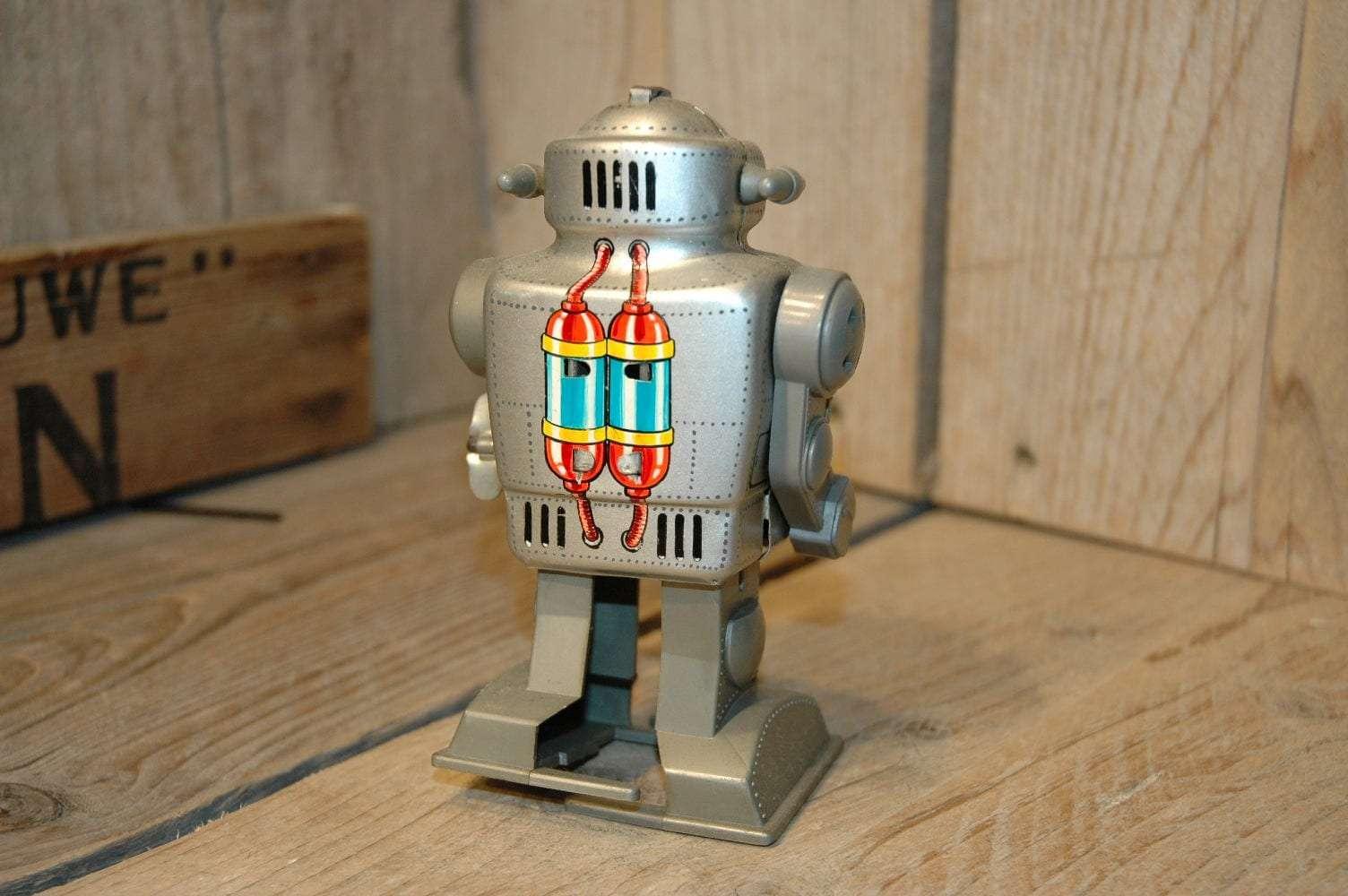 Yone - The Robot Captain ( Handpainted Prototype )