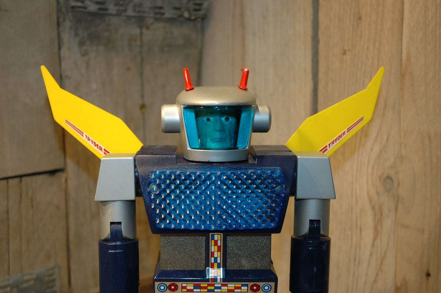 Marumiya - Armored Protector Man ( Prototype )