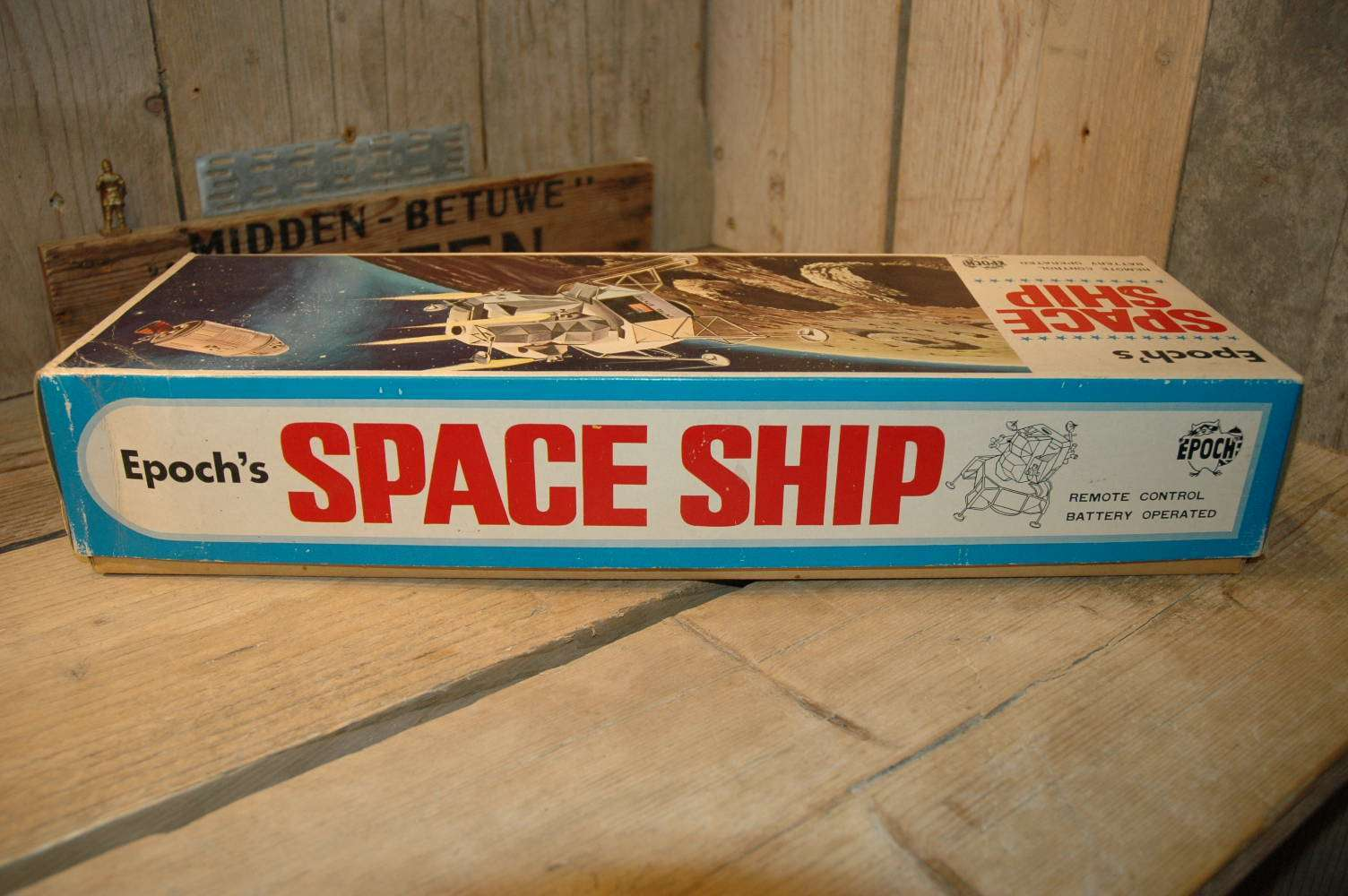 Epoch - Space Ship
