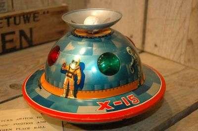 Modern Toys - Space Patrol X-15