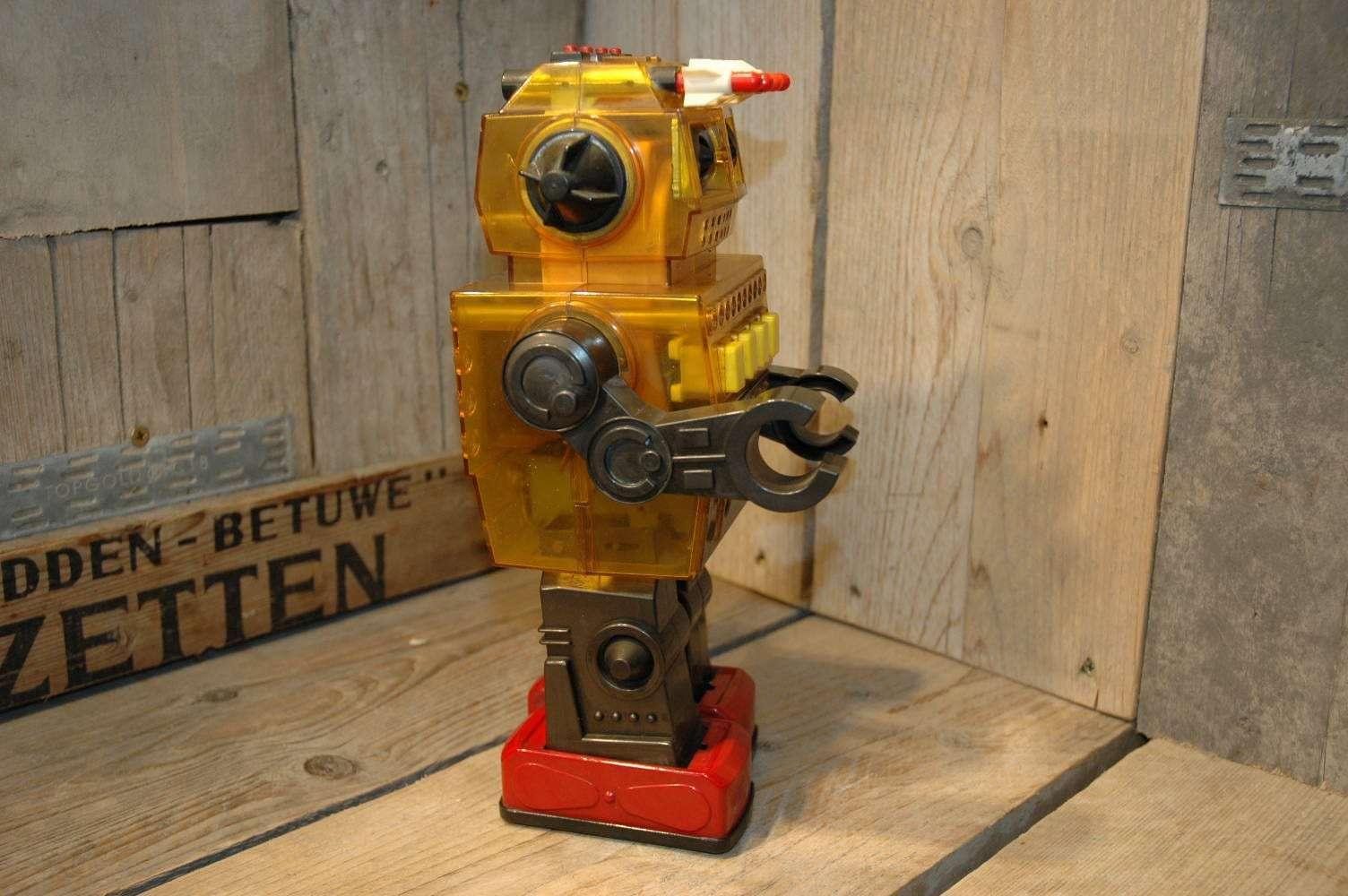 Yonezawa - Talking Robot ( Prototype )
