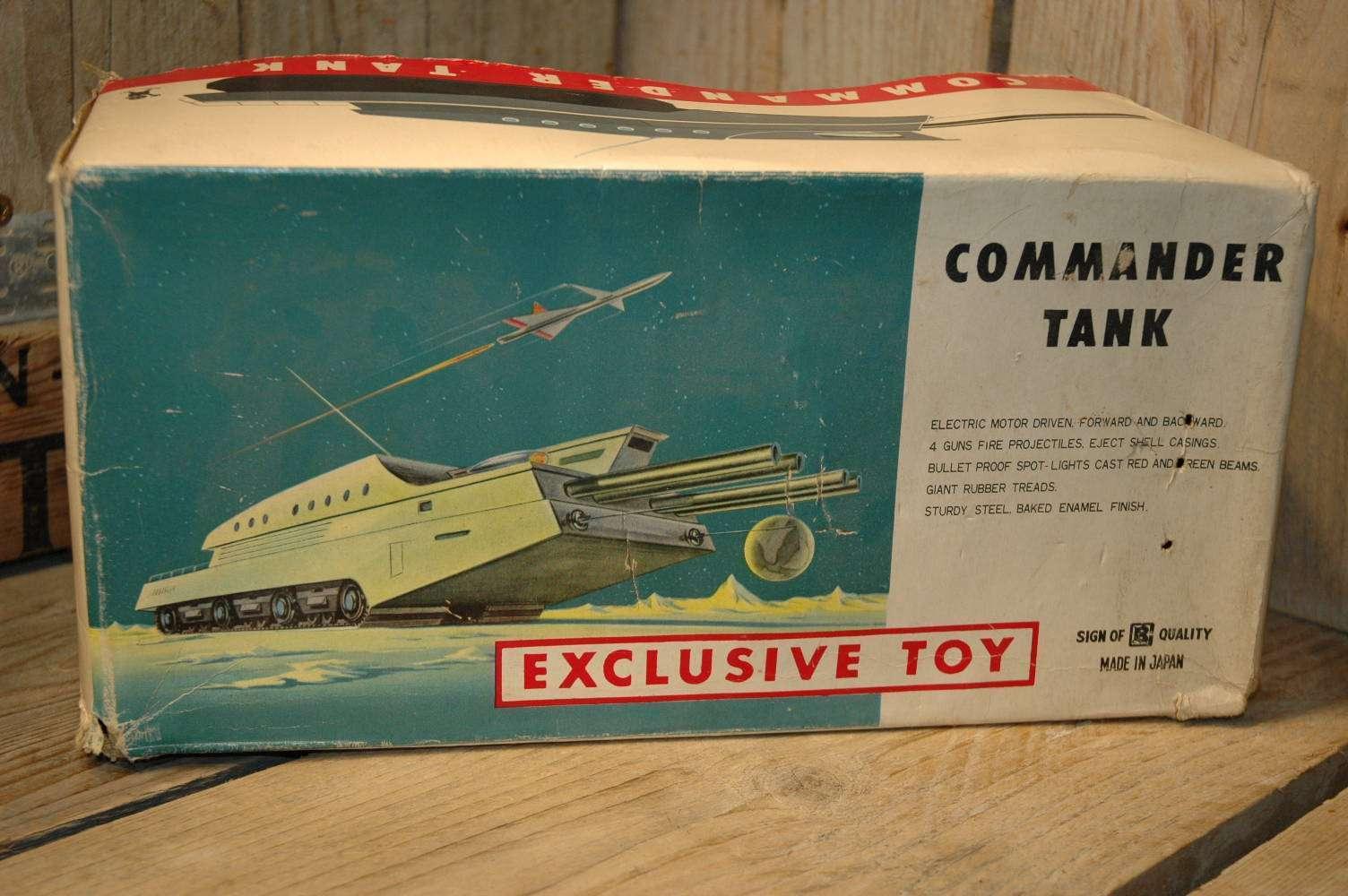 Bandai / Sears - Commander Tank